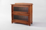 Barrister Bookcase lead muntin web