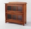 Barrister Bookcase_wood_Munton