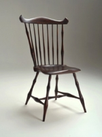 Build a Fan Back Windsor Side Chair with Peter Galbert