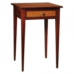 Federal side table small