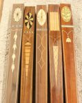 Decorative details- Making Inlays, Bandings and Paterae with Steve Latta