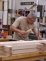 cabinet makers workbench class 2009 025.jpg