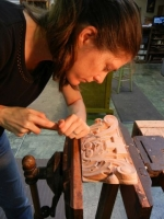 Carving for the Furnituremaker with Mary May