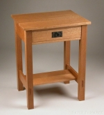 Build an Arts & Crafts Style Side Table with Bob Van Dyke