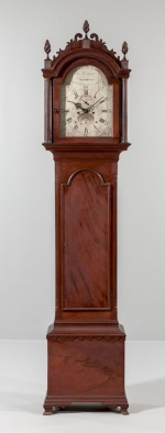 Build a Connecticut Thomas Harland Tall Case Clock with Chuck Bender