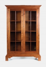 Steve Latta Bookcase with Doors 800