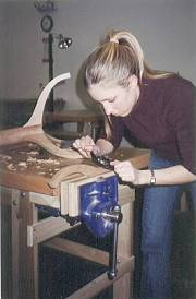About the Connecticut Valley School of Woodworking